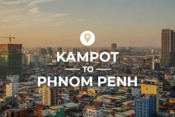 Kampot to Phnom Penh cover image