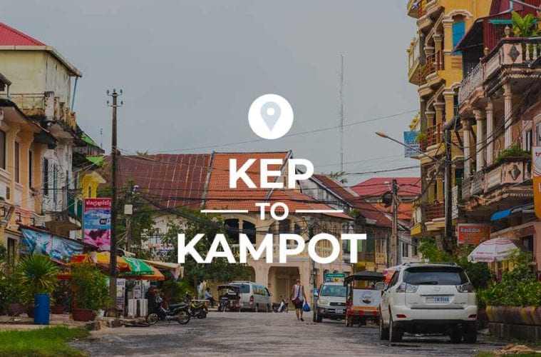 Kep to Kampot cover image