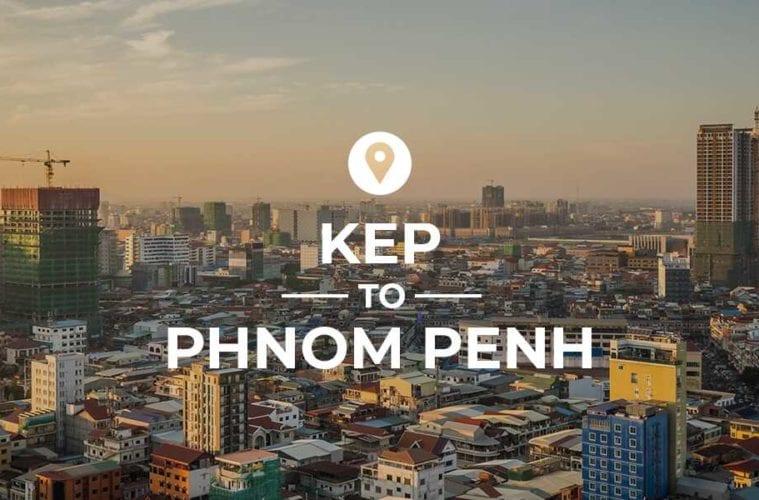 Kep to Phnom Penh cover image