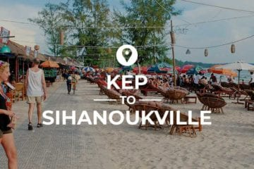 Kep to Sihanoukville cover image