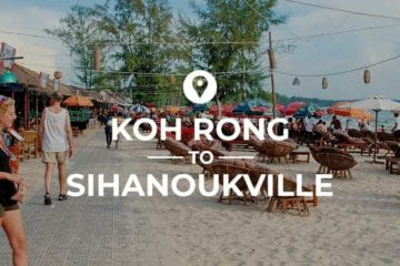 Koh Rong to Sihanoukville cover image