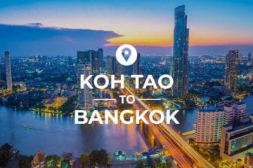 Koh Tao to Bangkok cover image