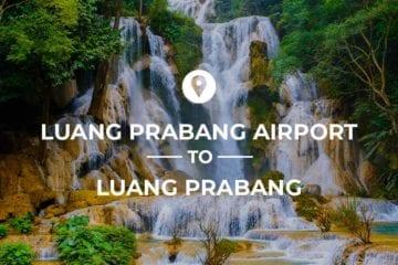 Luang Prabang Airport cover image