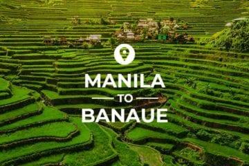 Manila to Banaue cover image