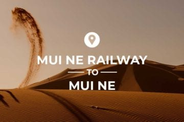 Mui Ne railway station cover image