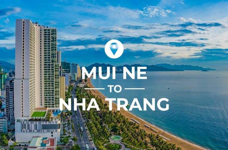 Mui Ne to Nha Trang cover image