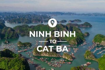 Ninh Binh to Cat Ba cover image