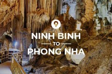 Ninh Binh to Phong Nha cover image