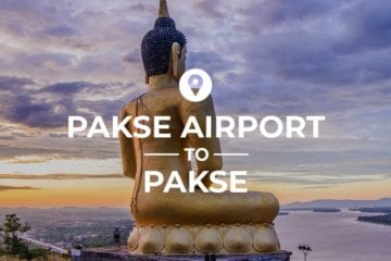 Pakse Airport cover image