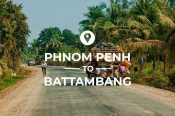 Phnom Penh to Battambang cover image