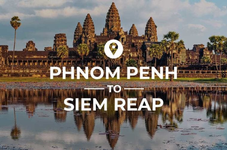 Phnom Penh to Siem Reap cover image