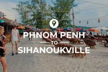 Phnom Penh to Sihanoukville cover image
