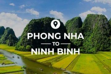 Phong Nha to Ninh Binh cover image