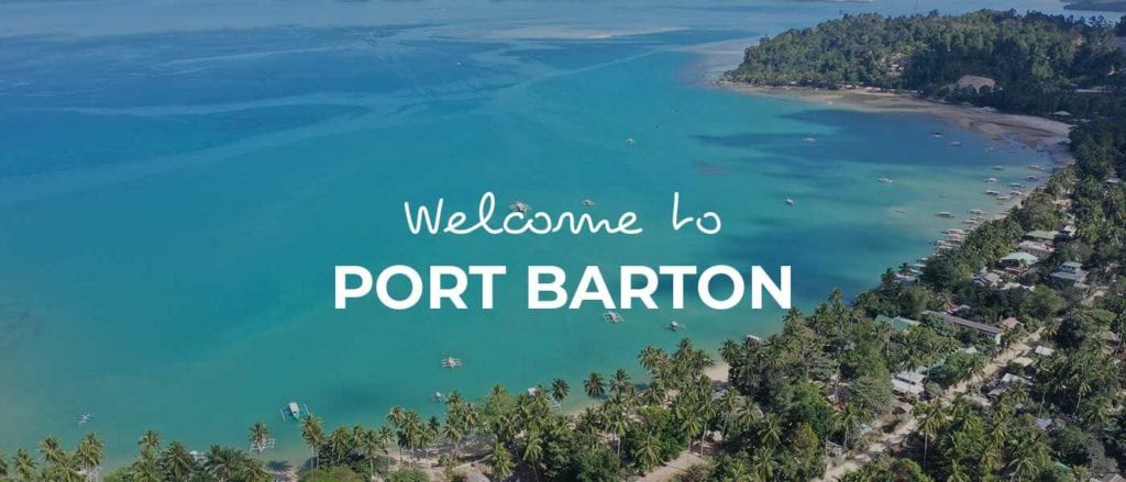 Port Barton cover image