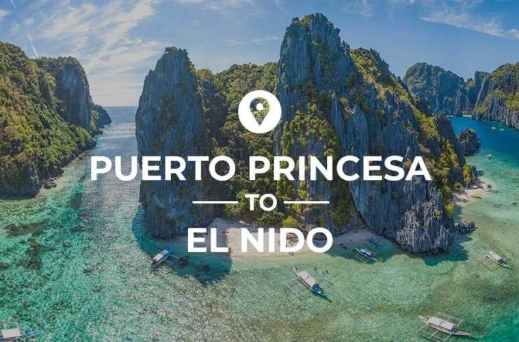 Puerto Princesa to El Nido cover image