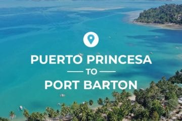 Puerto Princesa to Port Barton cover image
