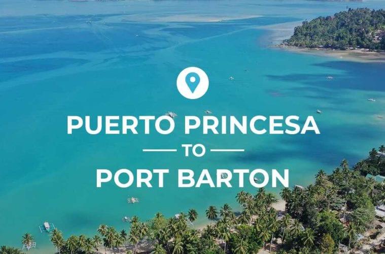 Puerto Princesa to Port Barton cover image