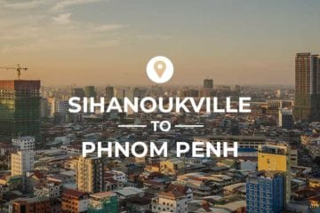 Sihanoukville to Phnom Penh cover image