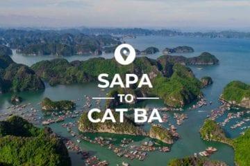 SaPa to Cat Ba cover image
