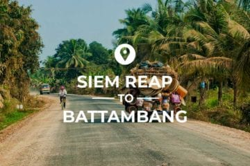 Siem Reap to Battambang cover image