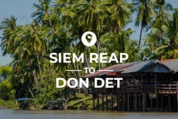 Siem Reap to Don Det cover image