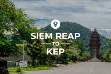 Siem Reap to Kep cover image