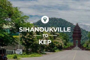 Sihanoukville to Kep cover image