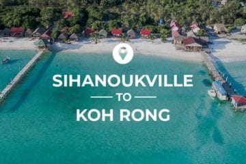 Sihanoukville to Koh Rong cover image