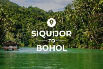Siquijor to Bohol cover image