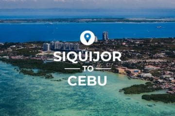 Siquijor to Cebu cover image