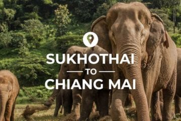 Sukhothai to Chiang Mai cover image