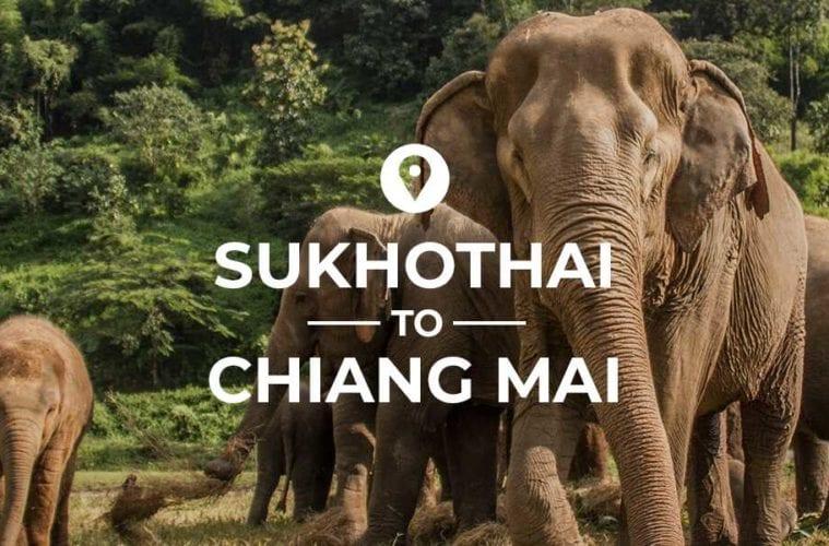 Sukhothai to Chiang Mai cover image