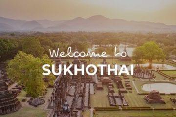 Sukhothai cover image