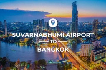 Suvarnabhumi Airport cover image