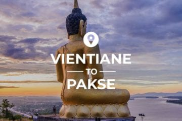 Vientiane to Pakse cover image