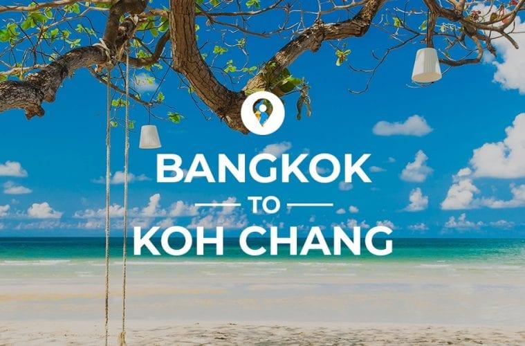 Bangkok to Koh Chang cover image