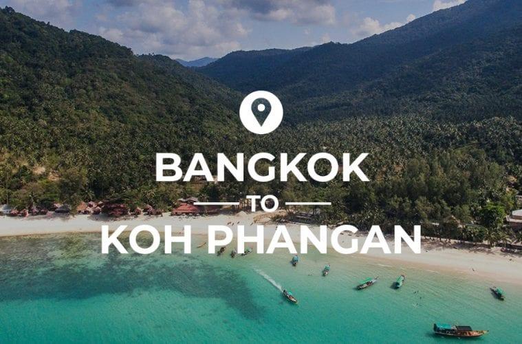 Bangkok to Koh Phangan cover image