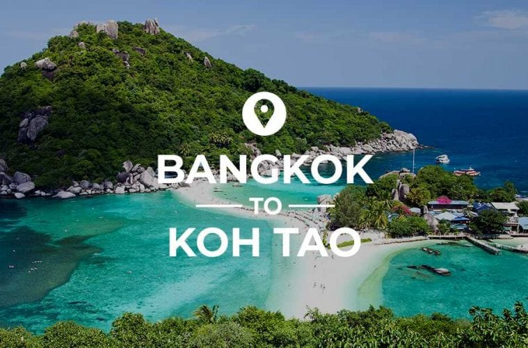 Bangkok to Koh Tao cover image