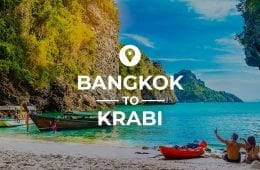Bangkok to Krabi cover image
