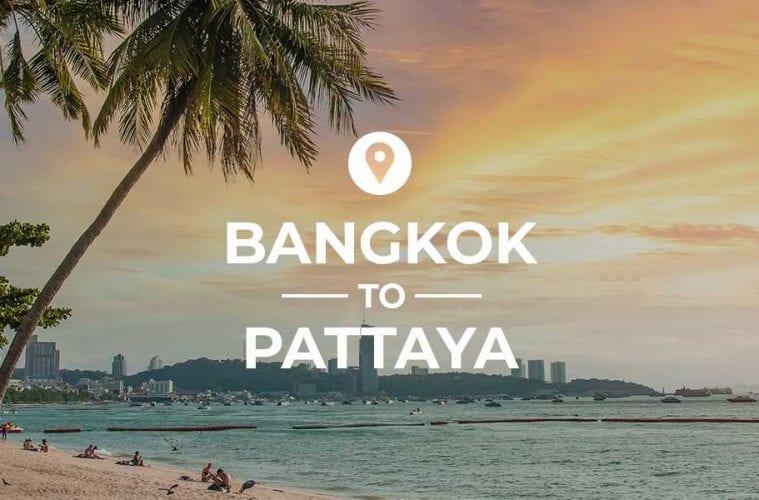 Bangkok to Pattaya cover image