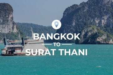 Bangkok to Surat Thani cover image