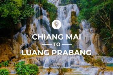 Chiang Mai to Luang Prabang cover image