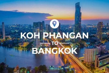Koh Phangan to Bangkok cover image