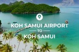 Koh Samui Airport cover image
