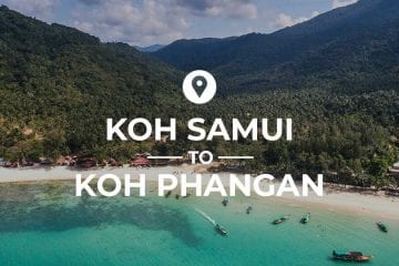 Koh Samui to Koh Phangan cover image
