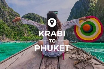 Krabi to Phuket coverimage