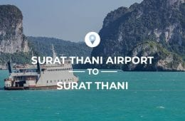 Surat Thani airport cover image