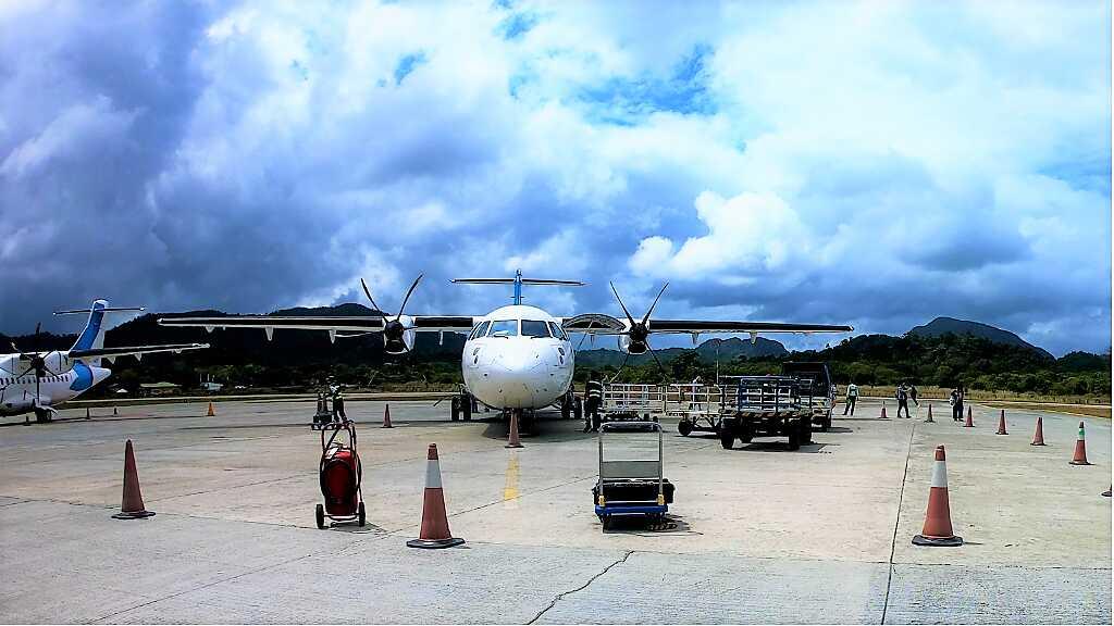 Flight form El Nido Airport