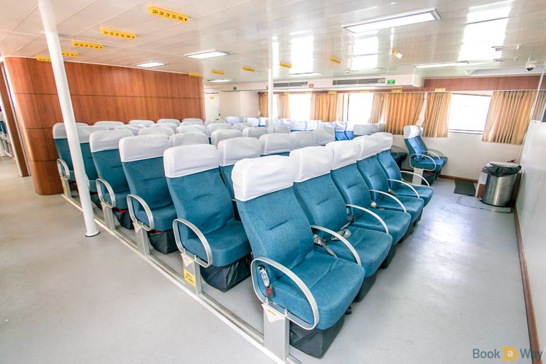 Jomalia high-speed ferry to coron