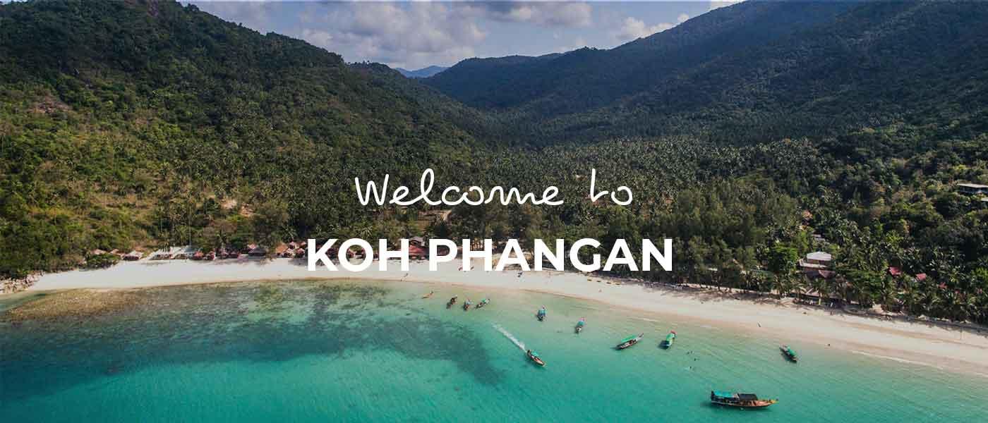 Koh Phangan - Thailand - coverimage